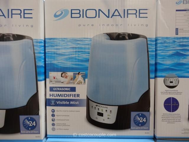 Bionaire Ultrasonic Humidifier Costco 1
