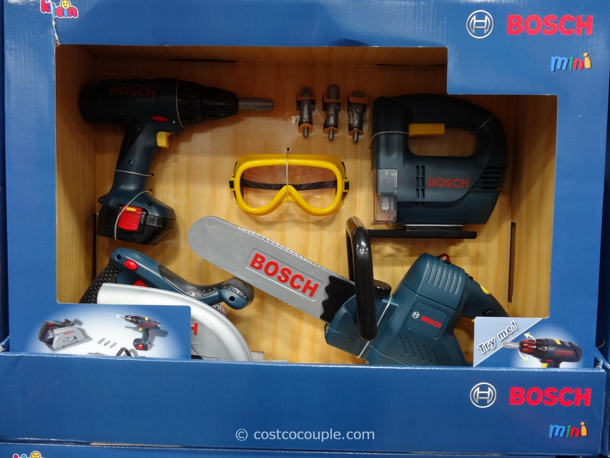 Bosch tools playset - Costco toys for kids ...