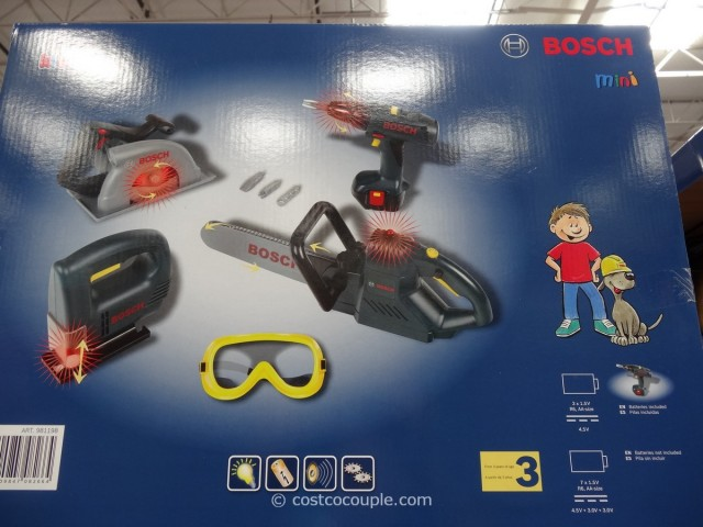 Bosch Tools Playset Costco 2