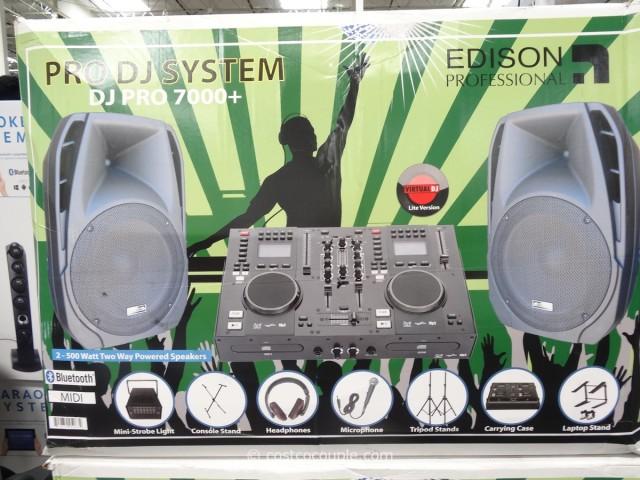 Britelite  Professional DJ System Costco4
