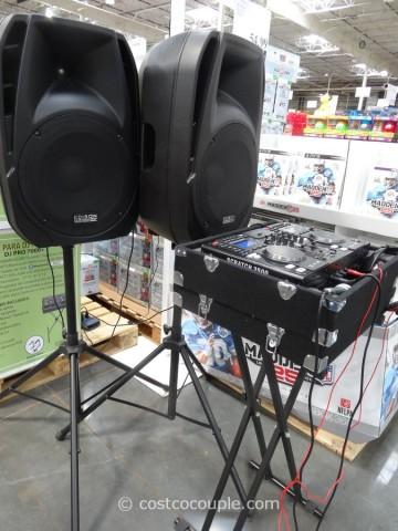 Britelite  Professional DJ System Costco6