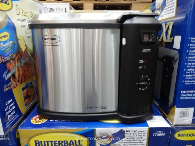 Butterball Indoor Electric Turkey Fryer Costco 4