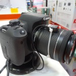 Canon Rebel T5i DSLR Kit Costco