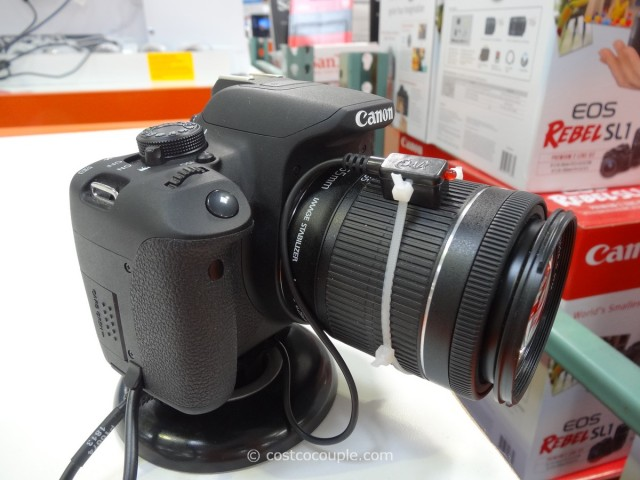 Canon Rebel T5i DSLR Kit Costco 2