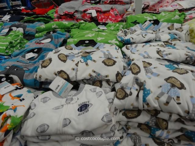 Carters Blanket Sleeper Set Costco 2