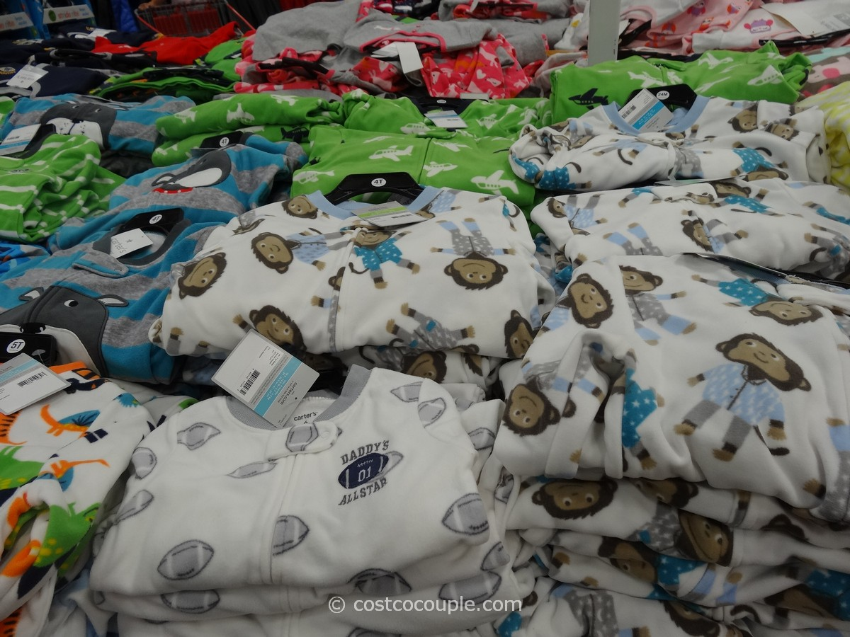 COSTCO CARTERS PAJAMAS