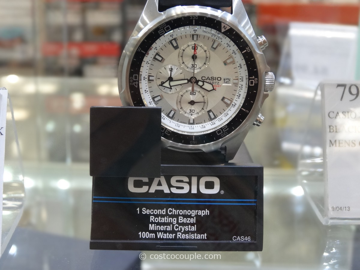 Casio Sports Dive Watch Costco 1