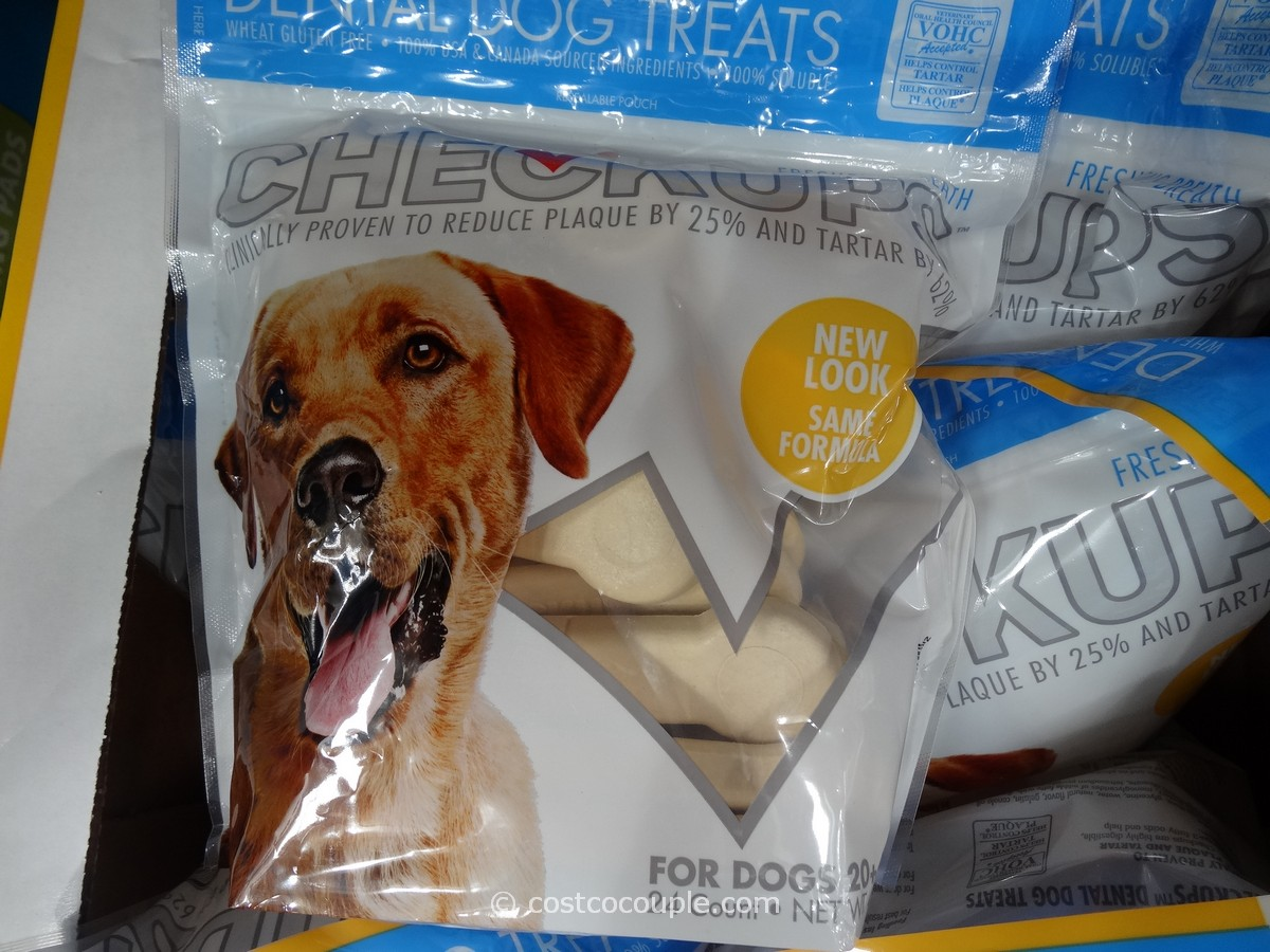 Checkups Dental Dog Treats Costco 1
