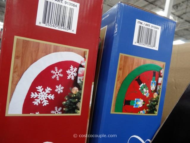 Christmas Tree Skirt Costco 2