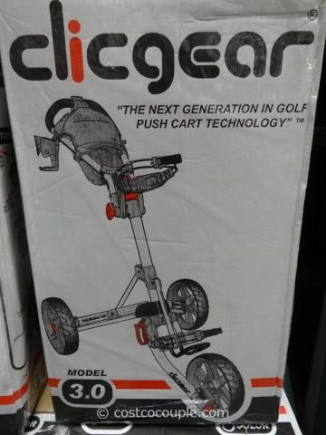 ClicGear Golf Push Cart Costco 1