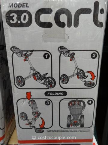 ClicGear Golf Push Cart Costco 2