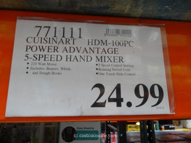 Cuisinart Power Advantage Hand Mixer Costco 1