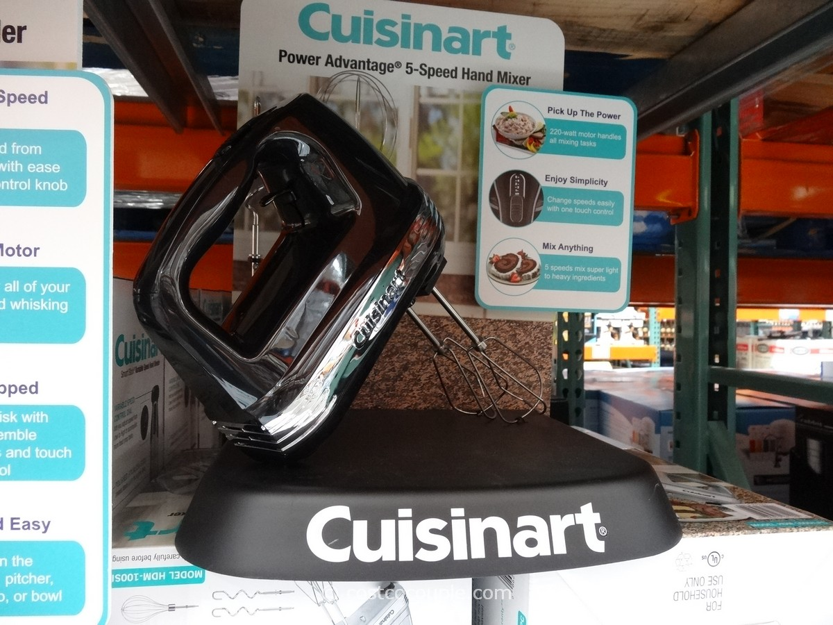 Cuisinart Power Advantage Hand Mixer Costco 3