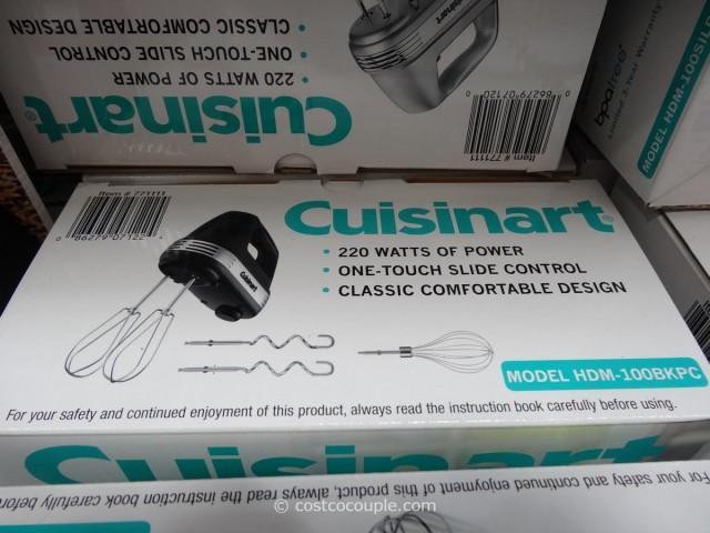 Cuisinart Power Advantage Hand Mixer Costco 4