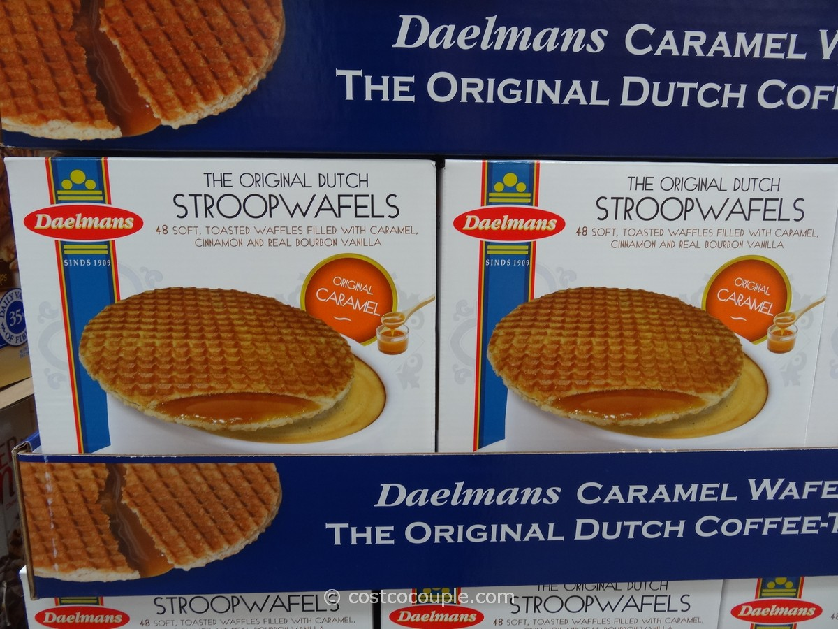 Daelmans Caramel Wafers Costco 3