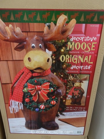 Decorative Moose Costco 2