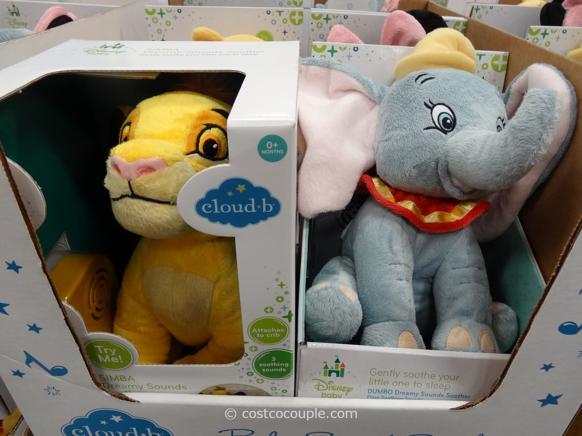 Disney Cloud B Dreamy Sounds Soother Costco 4