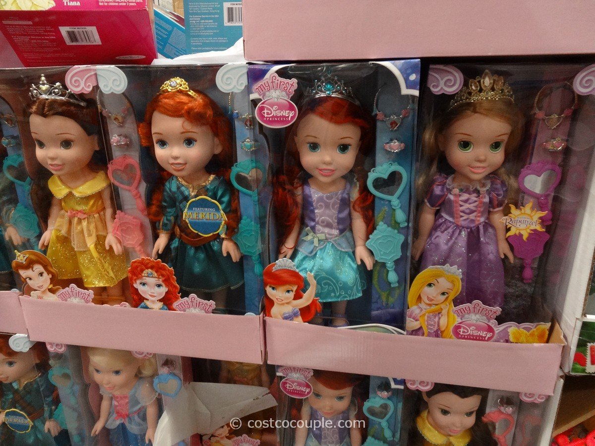Disney Princess Toddler Doll Costco 1