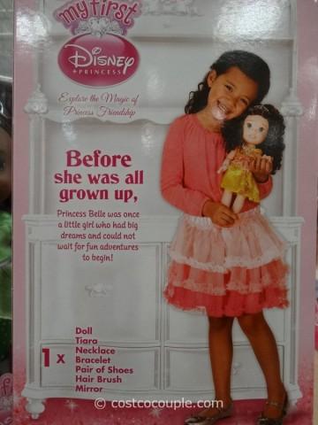 Disney Princess Toddler Doll Costco 2