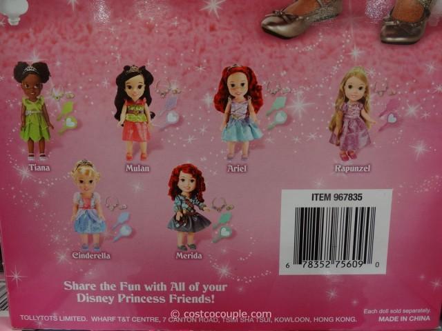 Disney Princess Toddler Doll Costco 3