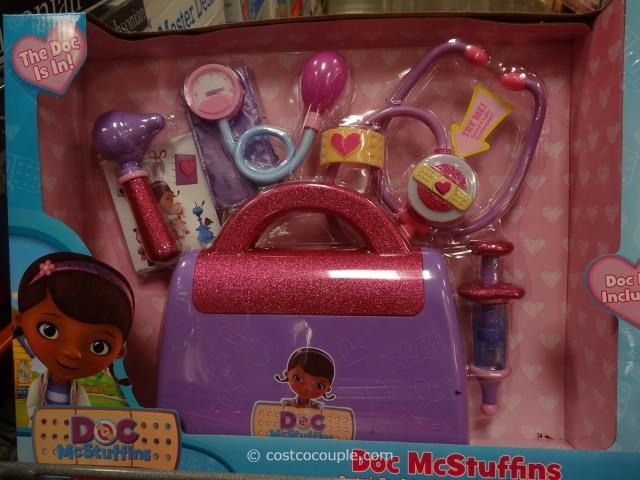 Doc McStuffins Doll and Medical Bag Set Costco 3