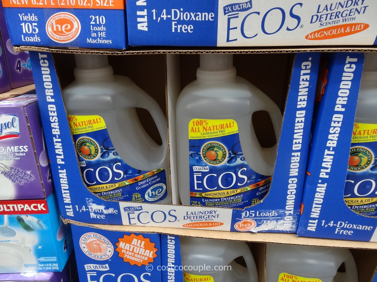 Ecos Ultra Liquid Laundry Detergent