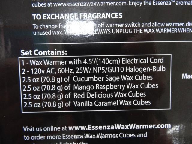 Essenza Scented Wax Warmer Costco 4
