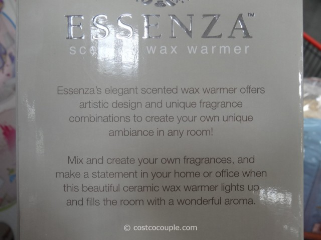 Essenza Scented Wax Warmer Costco 8