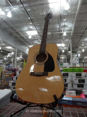 Fender Acoustic Guitar Costco 4