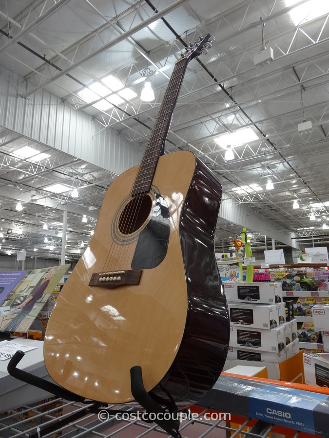 Fender Acoustic Guitar Costco 5