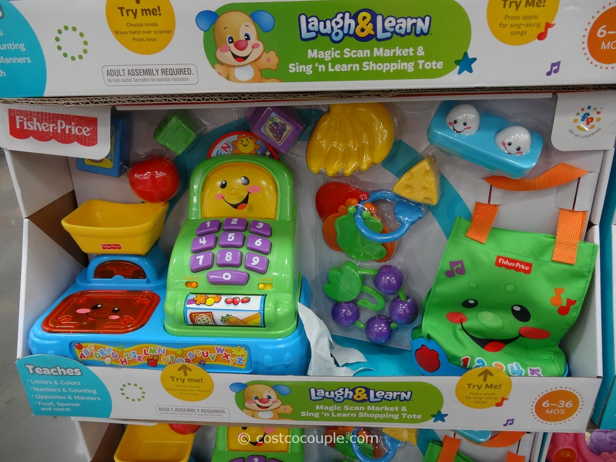 Fisher Price Laugh and Learn Costco 1