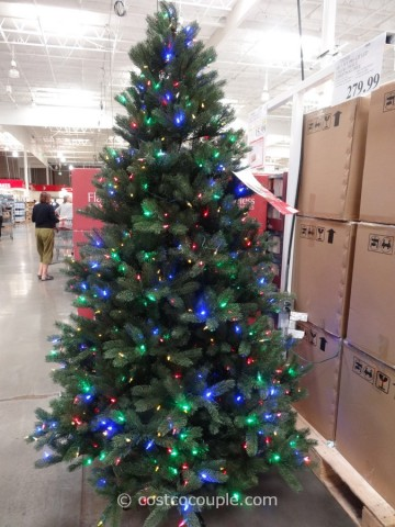 GE Prelit LED Christmas Tree Costco 7