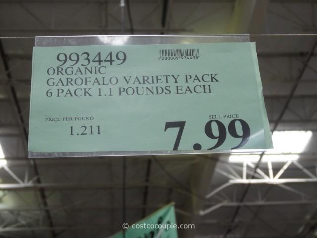 Garofalo Organic Pasta Variety Pack Costco 4