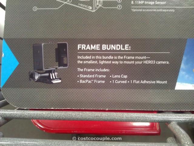 GoPro Hero3 Silver Edition Camera Costco 3