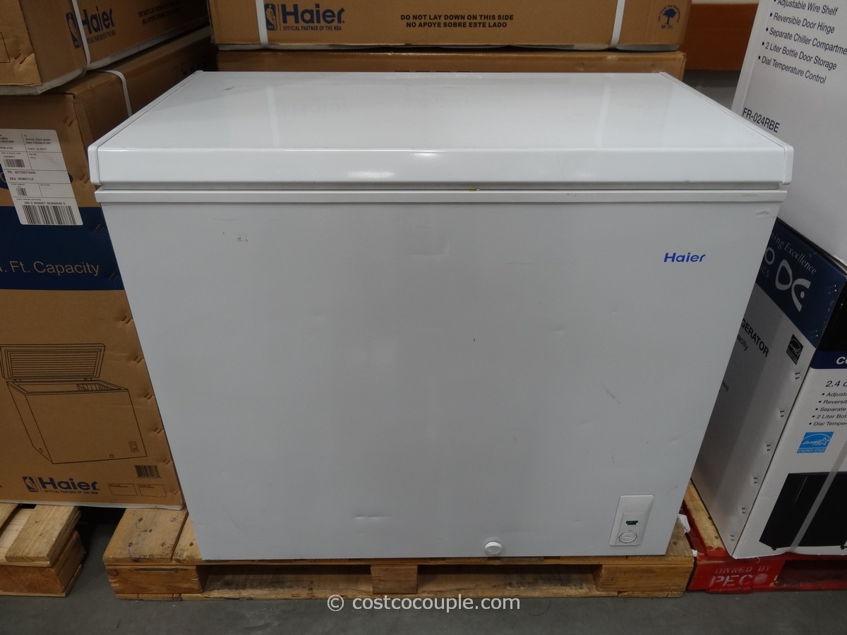 Haier Chest Freezer Costco 2