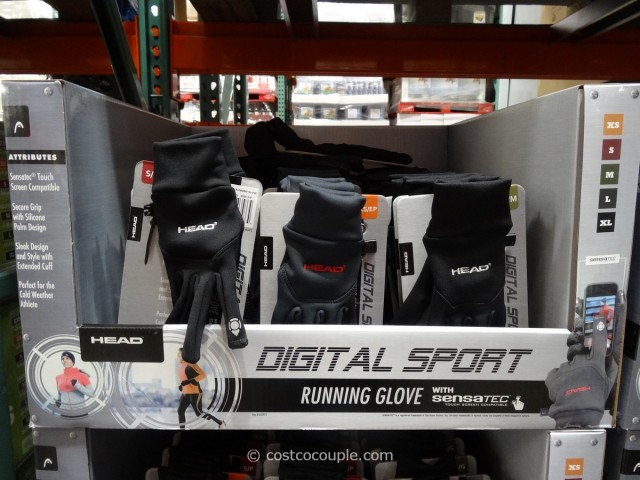 Head Digital Sport Running Glove Costco 1