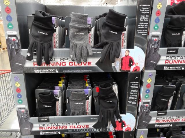 Head Digital Sport Running Gloves Costco 2