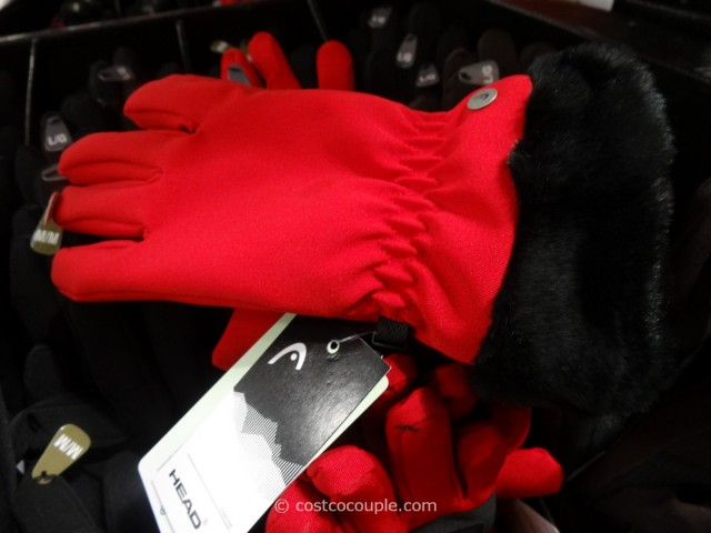 Head Ladies Soft Shell Gloves Costco 3