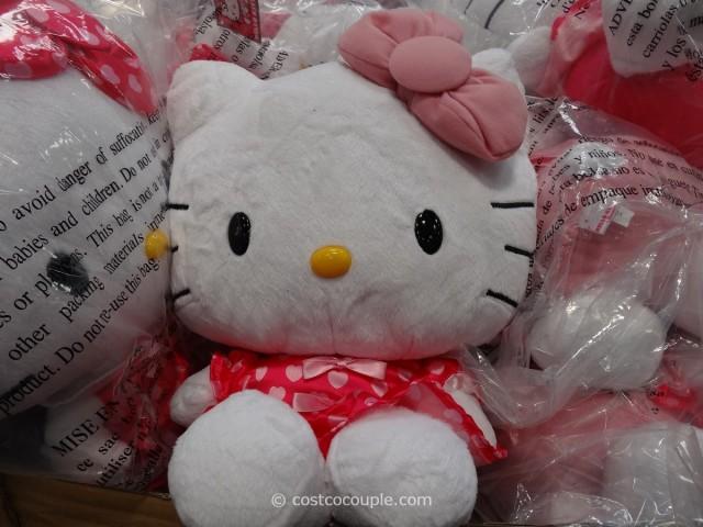 Hello Kitty Plush Toy Costco 1