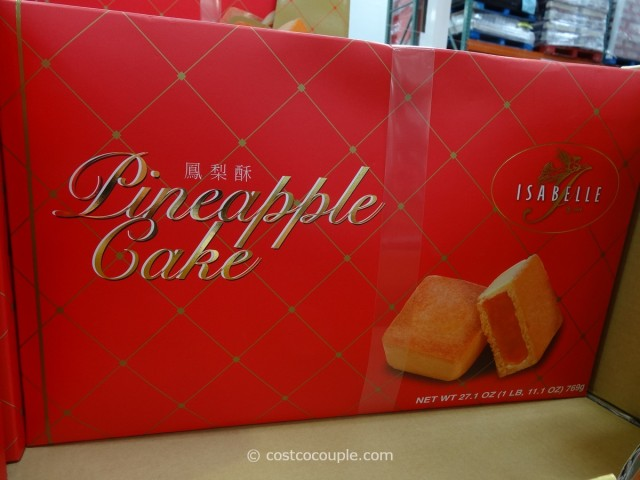Isabelle Pineapple Cake Costco 2