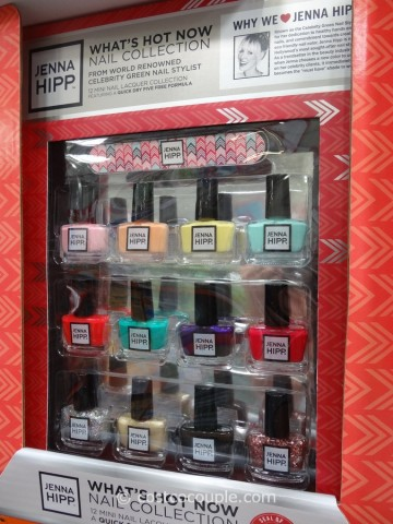 Jenna Hipp Nail Polish Collection Costco 1