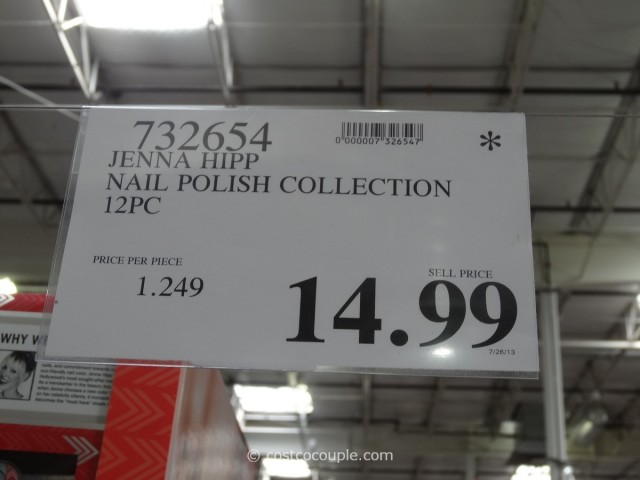 Jenna Hipp Nail Polish Collection Costco 2