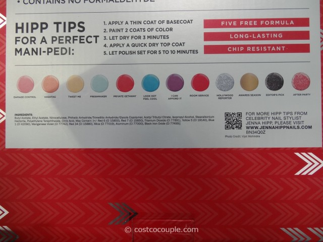 Jenna Hipp Nail Polish Collection Costco 5