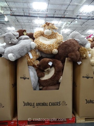 Jungle Animal Chairs