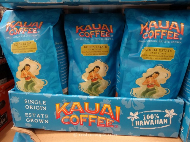 Kauai Dark Roast Coffee Costco 2