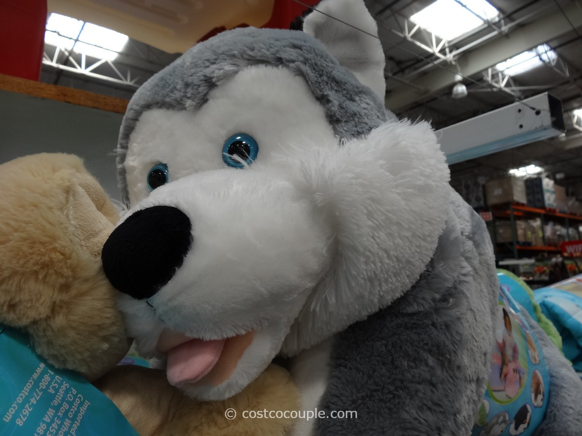 KellyToy Pillow Chums Costco 2 - 18 Unbelievable Facts About Giant Animal Pillow