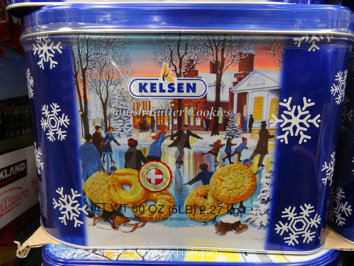 Kelsen Danish Butter Cookies Costco 1