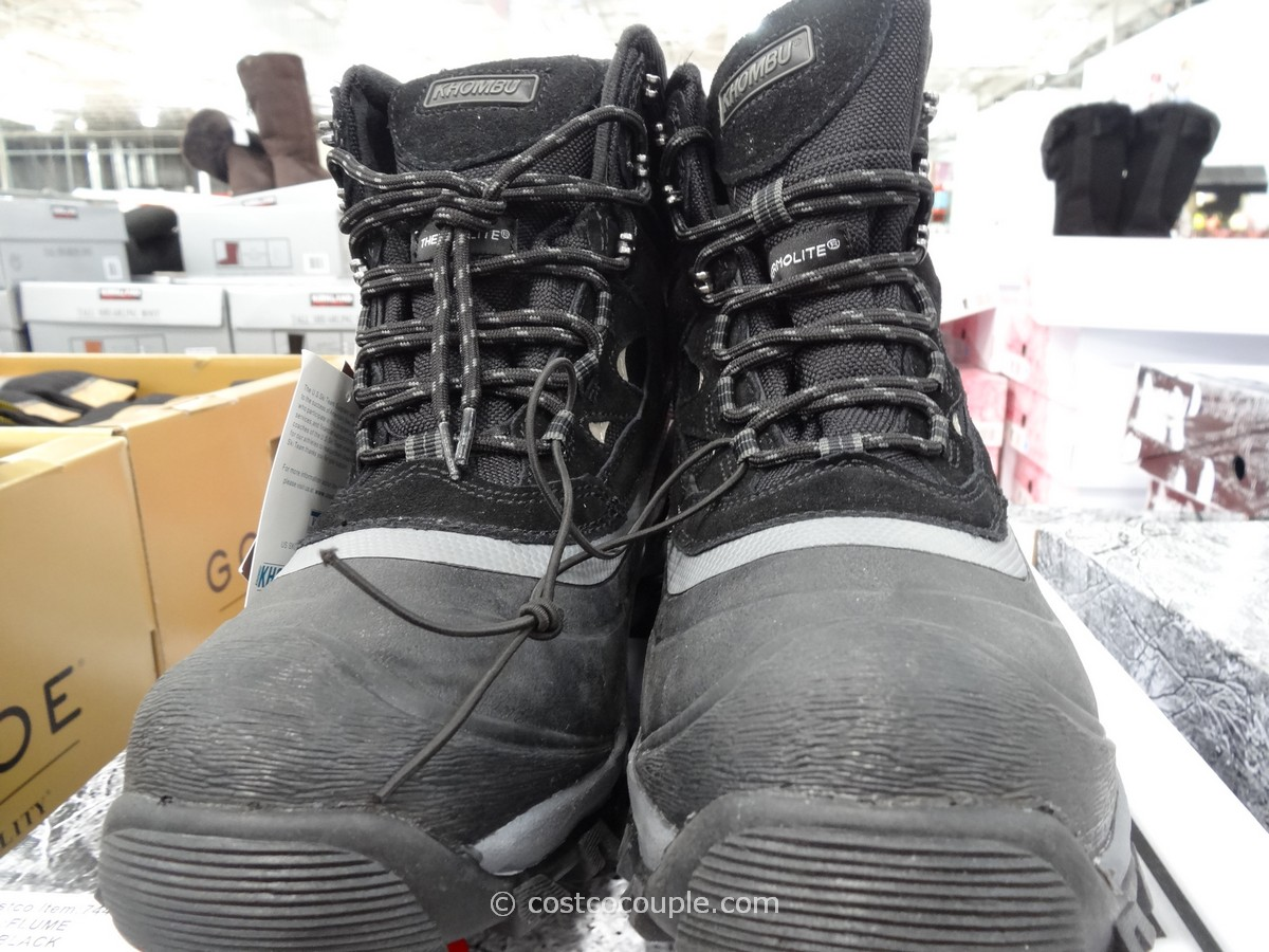 Khombu Mens Flume Boot Costco 1