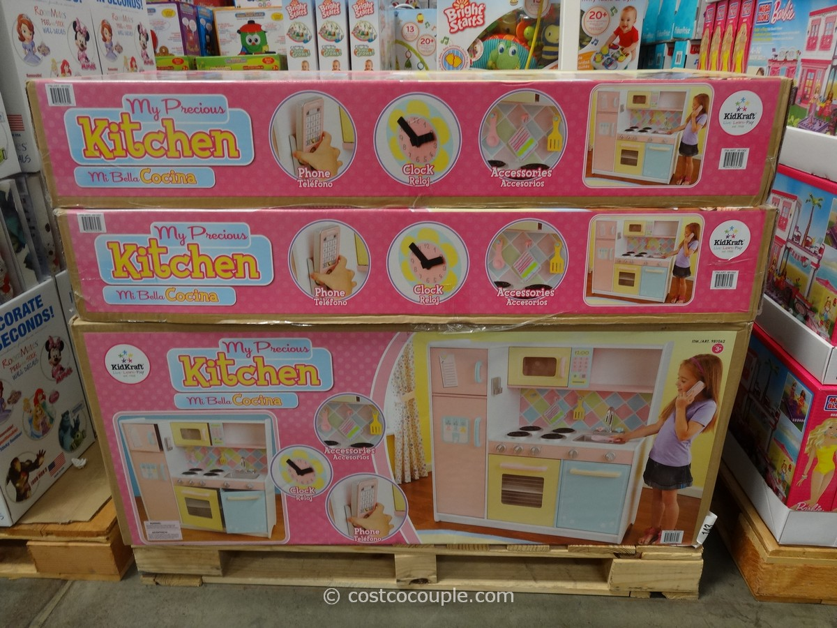 KidKraft My Precious Kitchen Costco 1