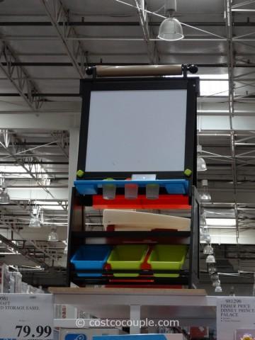 KidKraft Grand Storage Easel Costco 4